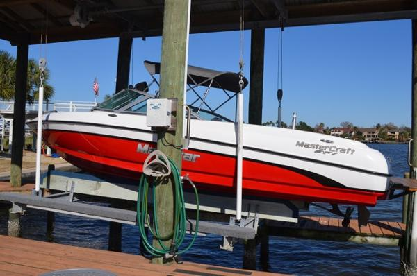2004 MASTERCRAFT MARISTAR 210 VRS for sale