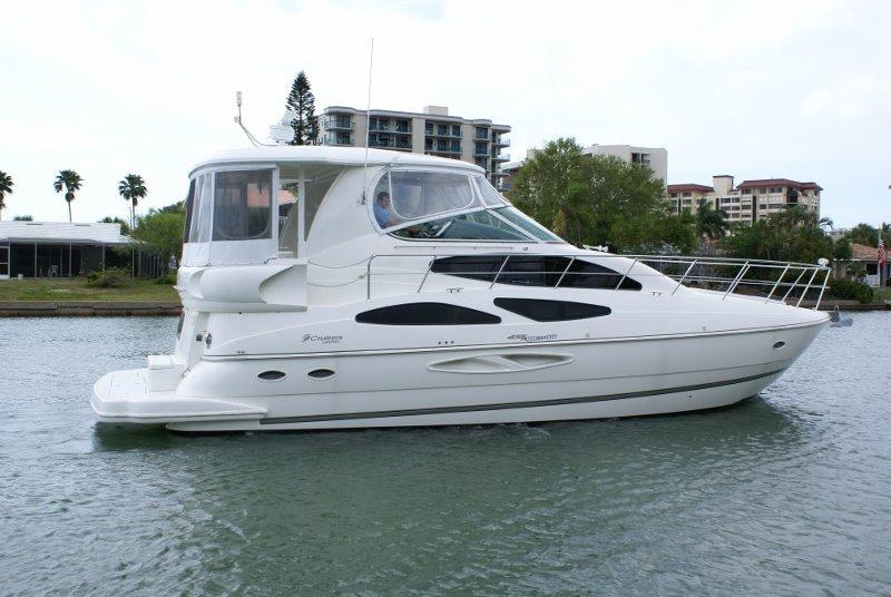 2005 Cruisers Yachts 455
