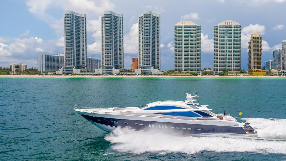 2007 108 ft Yacht For Sale | Allied Marine