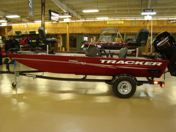 2020 Tracker Boats boat for sale, model of the boat is Pro 170 & Image # 1 of 28