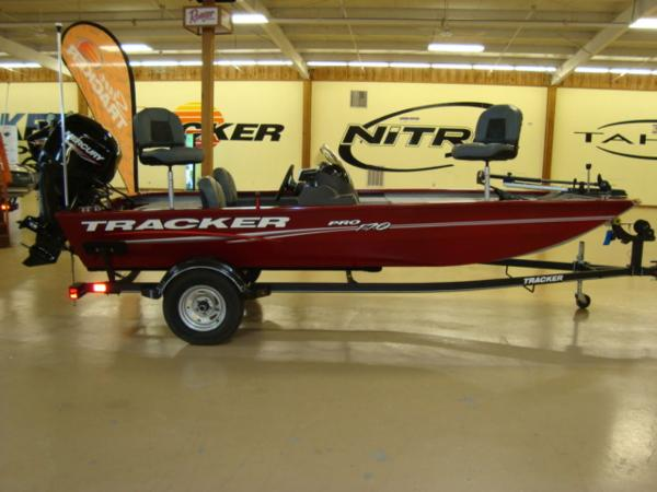 2020 Tracker Boats boat for sale, model of the boat is Pro 170 & Image # 23 of 28