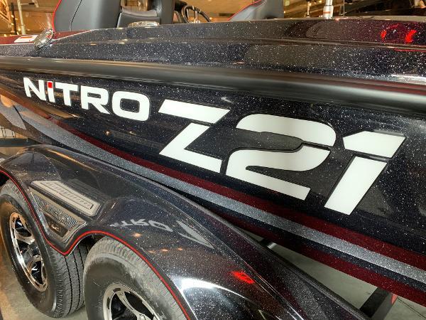 2021 Nitro boat for sale, model of the boat is Z21 & Image # 11 of 16