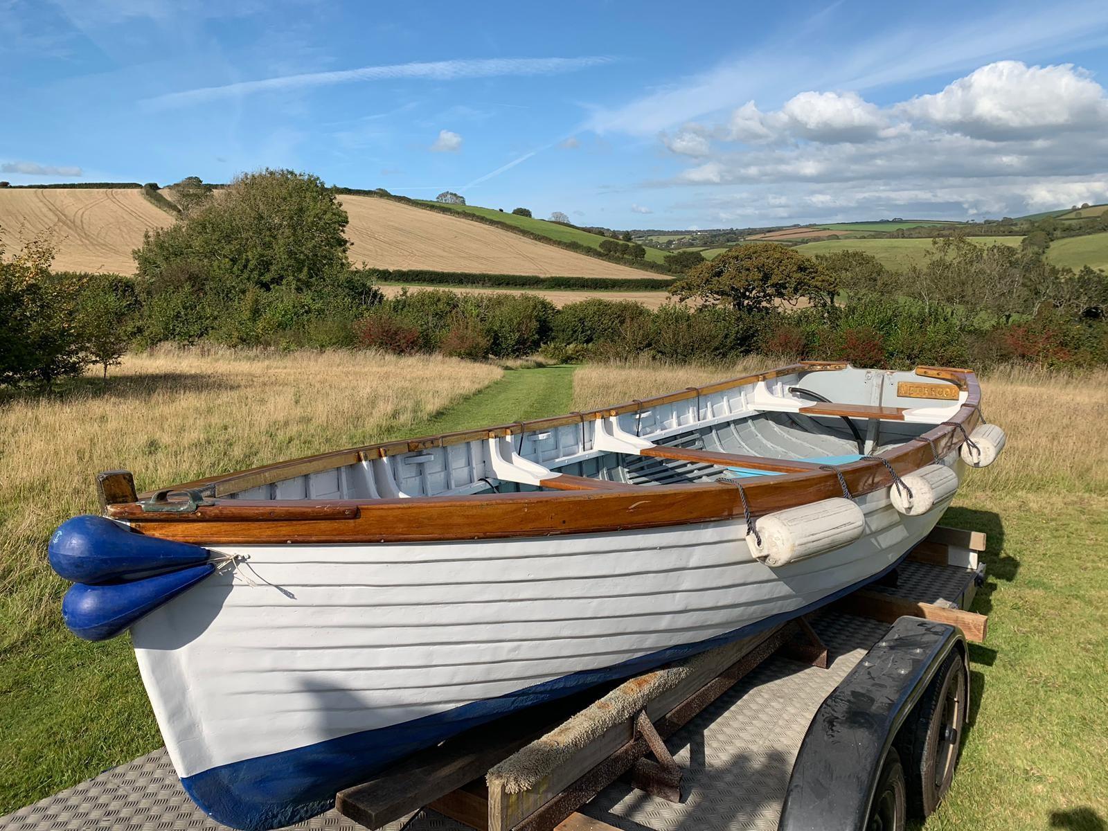 Classic Net Boat