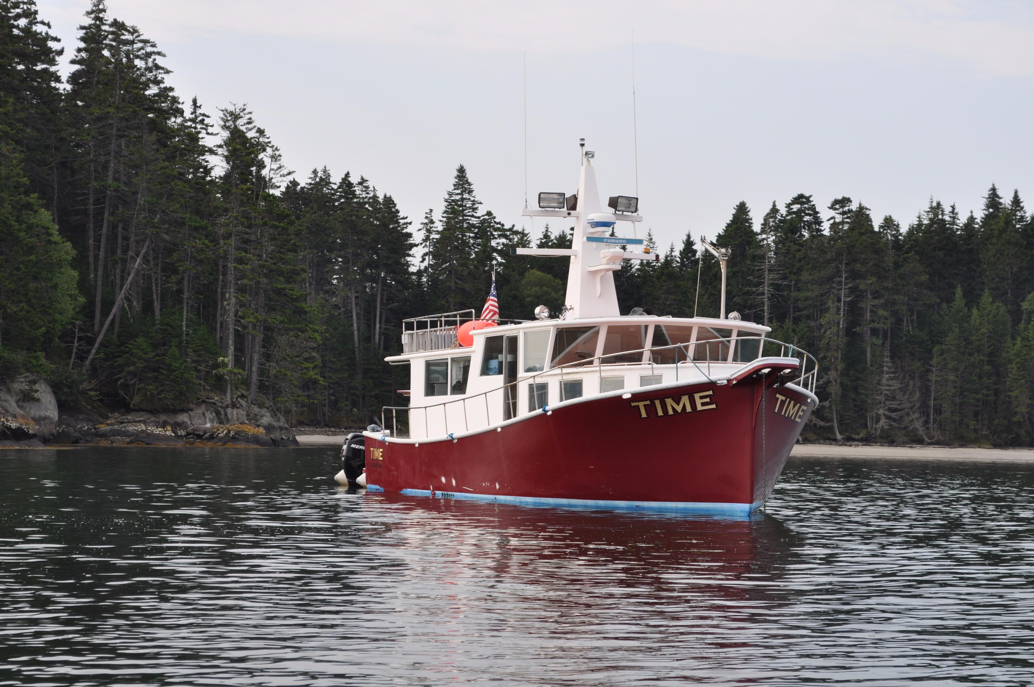 36' Custom Tug Trawler 2010 American Made