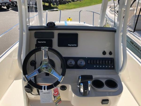 2020 Boston Whaler boat for sale, model of the boat is 210 Dauntless & Image # 4 of 11