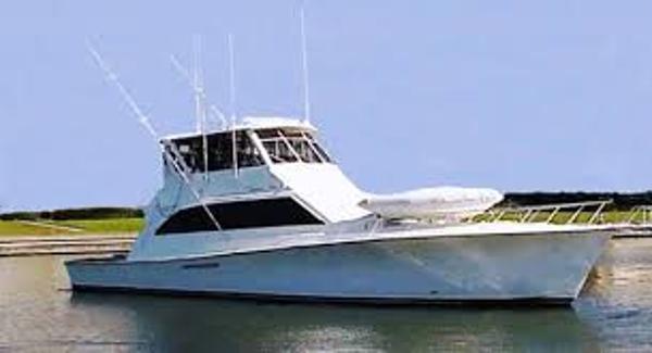 66' Ocean 1998 Super Sport Sportfish