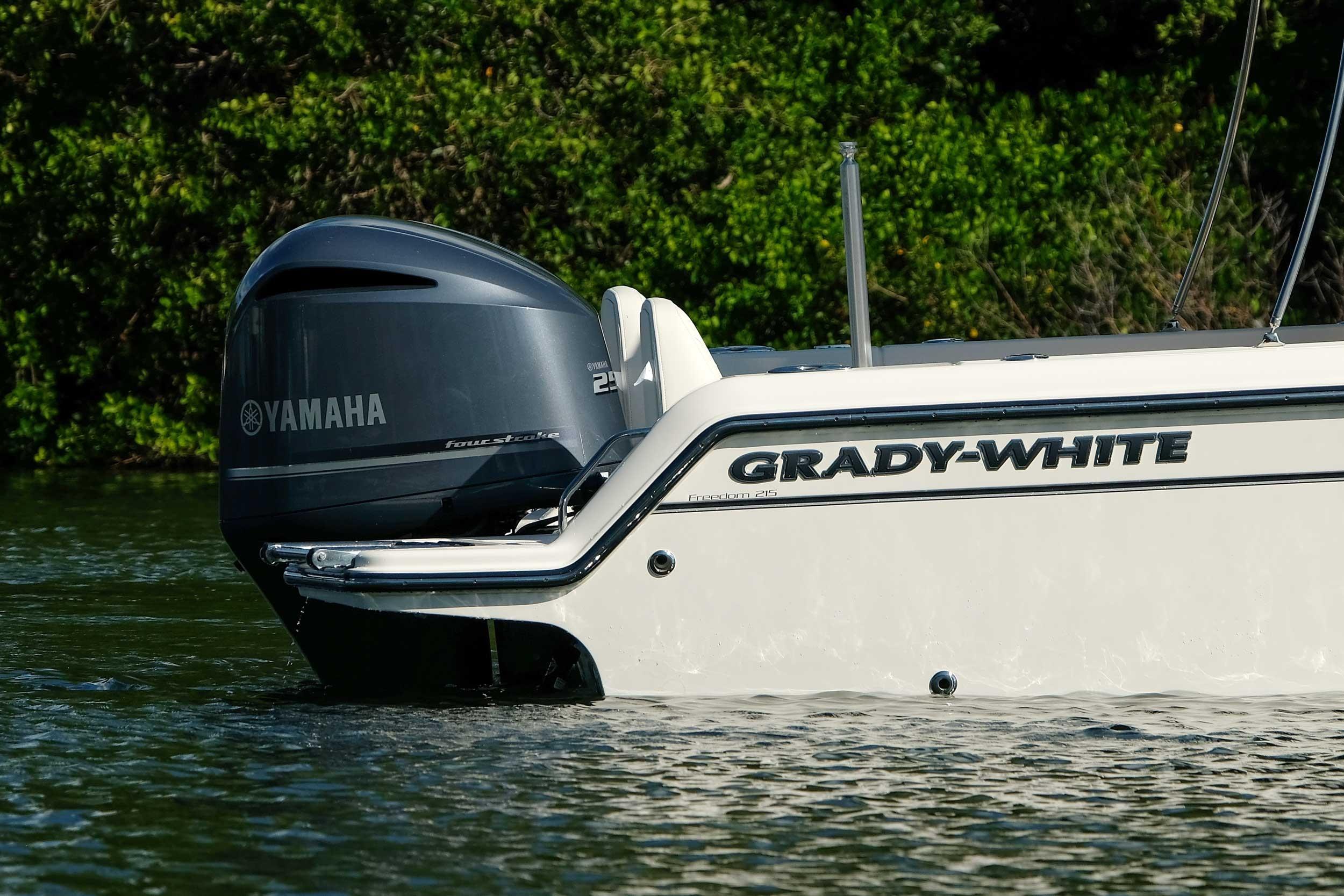 2020 Grady-White Freedom 215