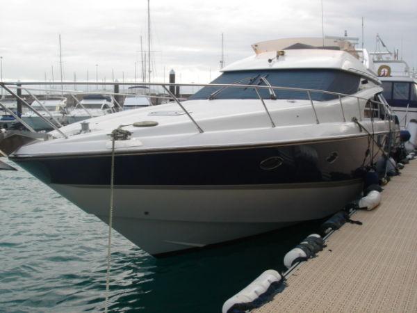 Sunseeker Caribbean 52. View Boat Details Download PDF