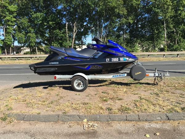 2014 YAMAHA FX SVHO for sale