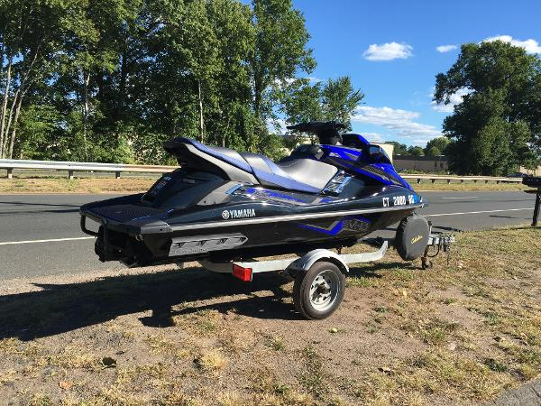 2014 Yamaha boat for sale, model of the boat is FX SVHO & Image # 6 of 10