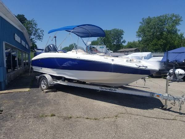 2019 NAUTIC STAR 193 SC for sale