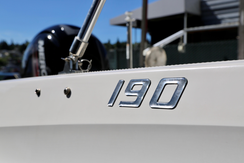 2012 Bayliner 190 Bowrider