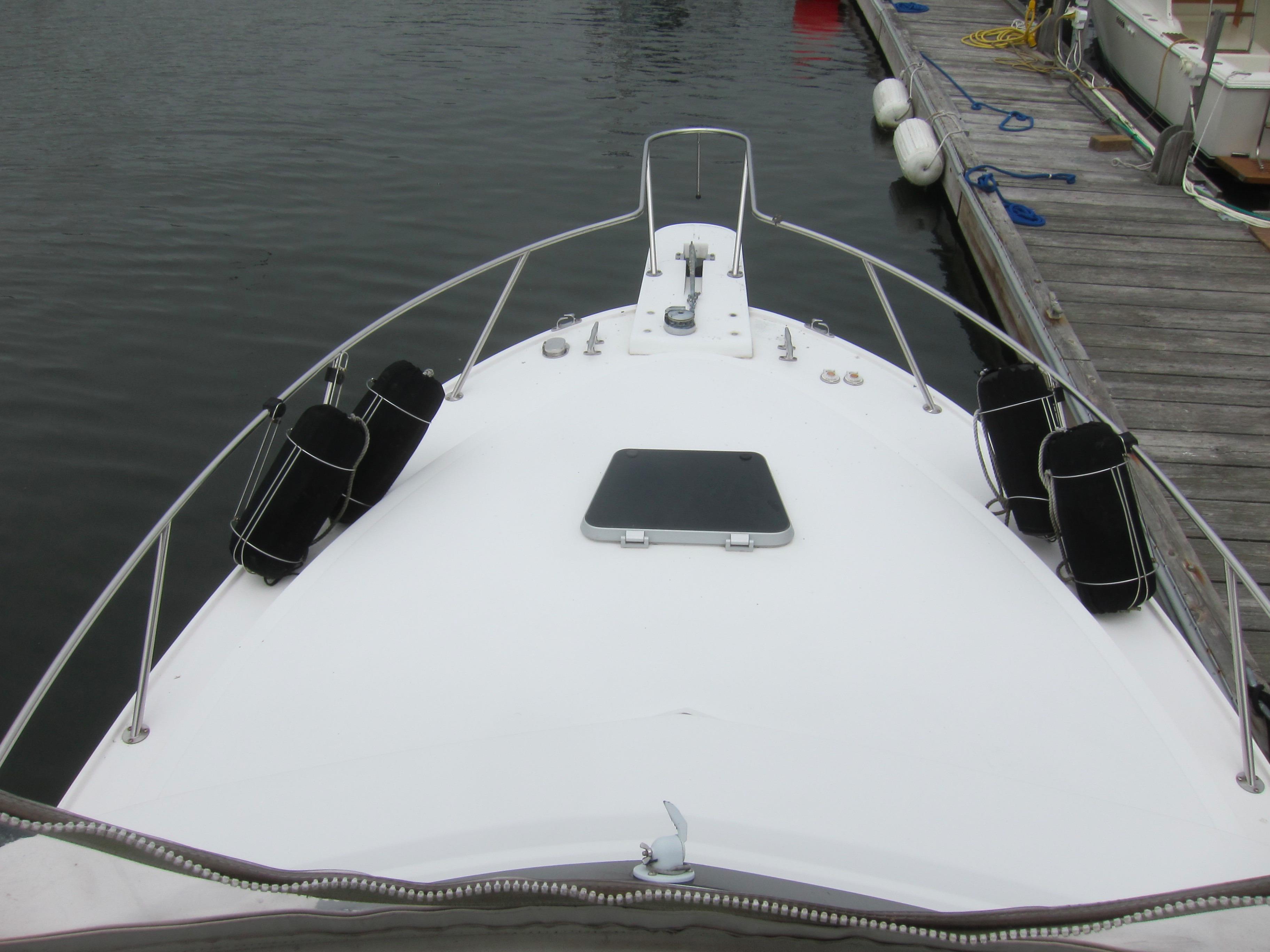 Blackfin29 Flybridge