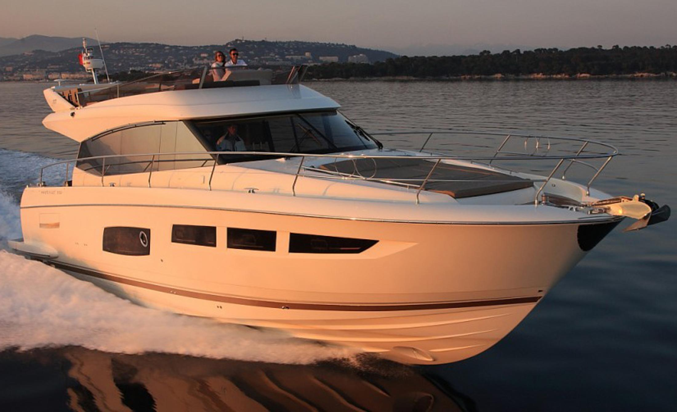 Used Prestige 55 Yachts For Sale In Oklahoma Denison Yachting