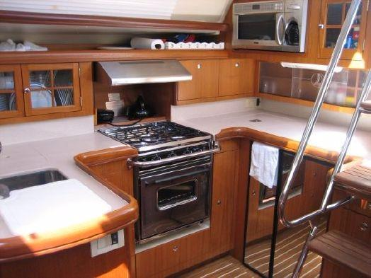 Well Equipped Galley