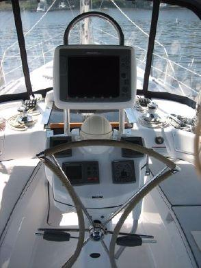 Well Equipped Helm With Folding Edson Wheel