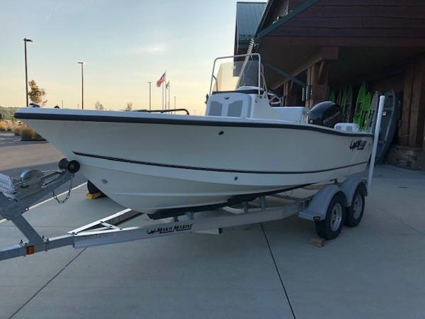 2019 Mako boat for sale, model of the boat is 184 CC & Image # 2 of 49