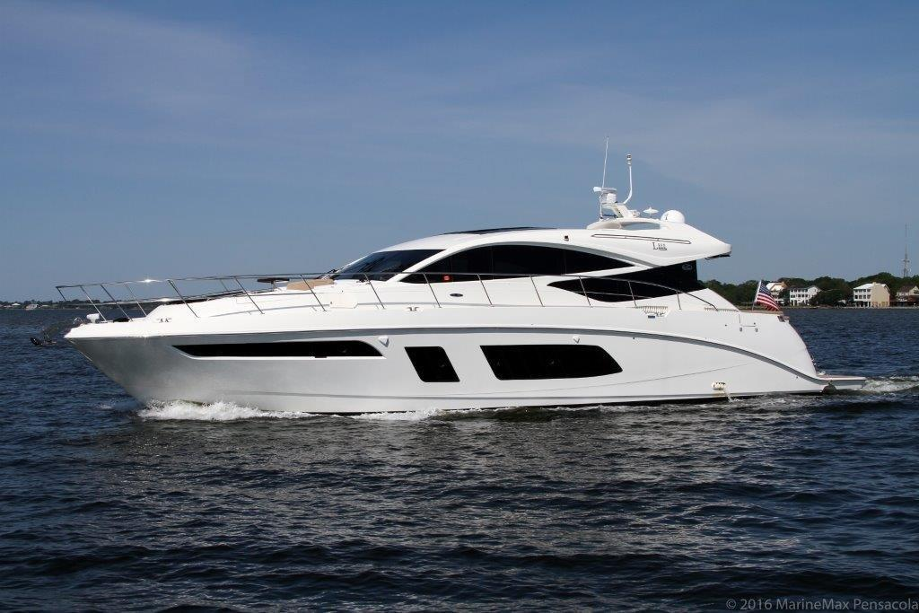 65 sea ray 2015 nu seas for sale in pensacola florida us for Sea ray motor yacht for sale