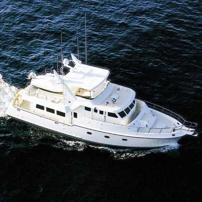 57' Nordhavn 57 2002 | Seacoast Yachts