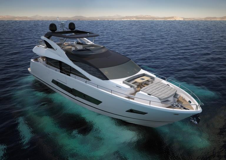 86.3 ft Sunseeker 86 Yacht