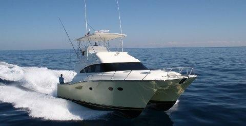 2004 Black Pearl Power Catamaran