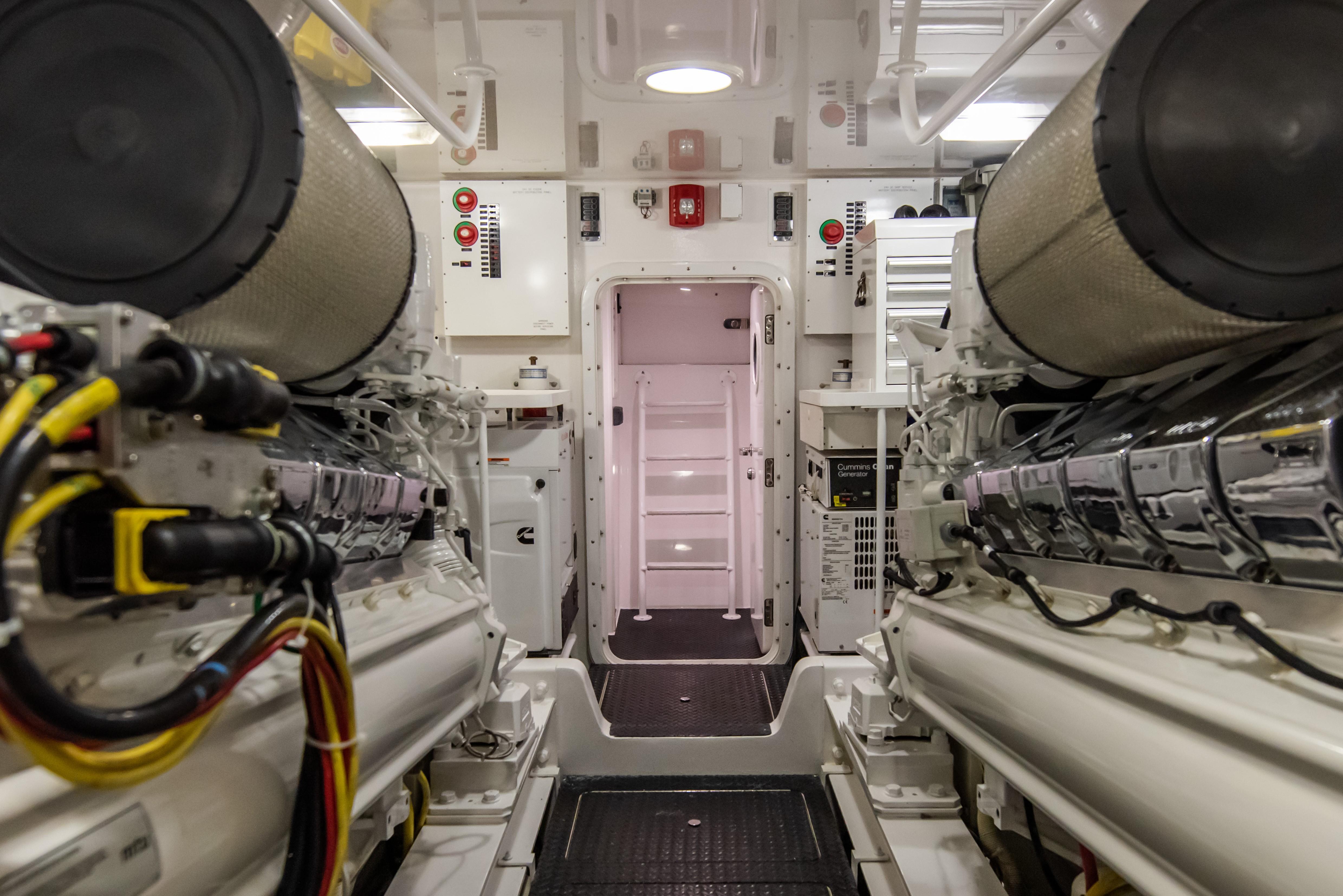 2016 Viking 70 Enclosed Bridge Yacht For Sale | Marlin