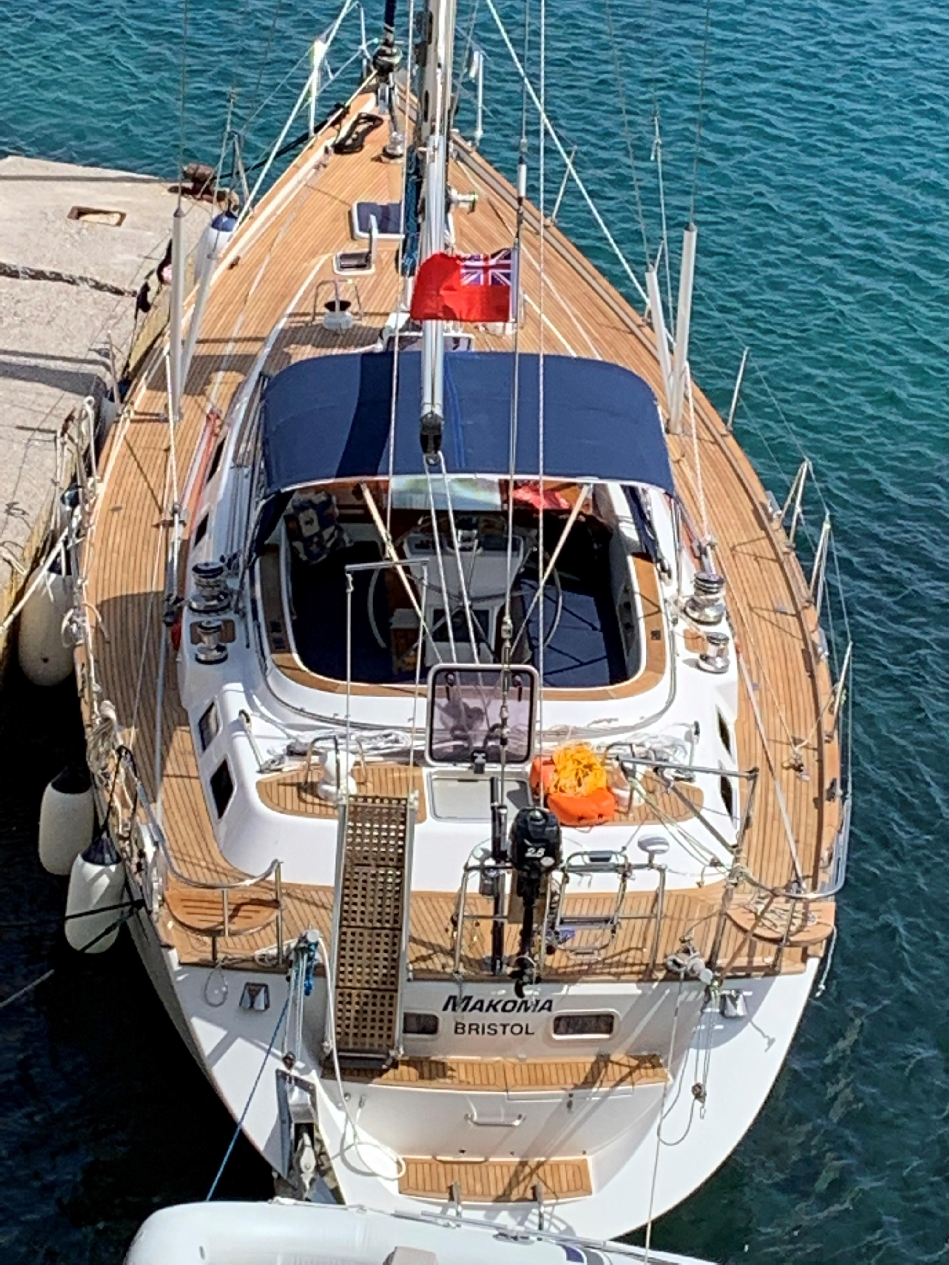 Brokerage Yacht