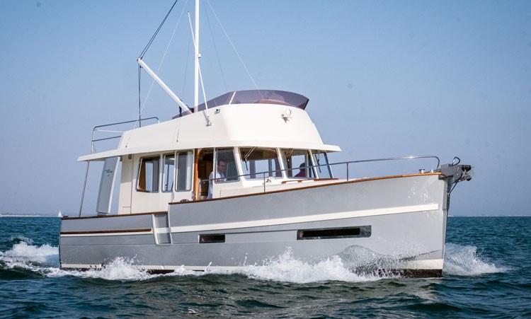 Rhea Marine 34 Trawler
