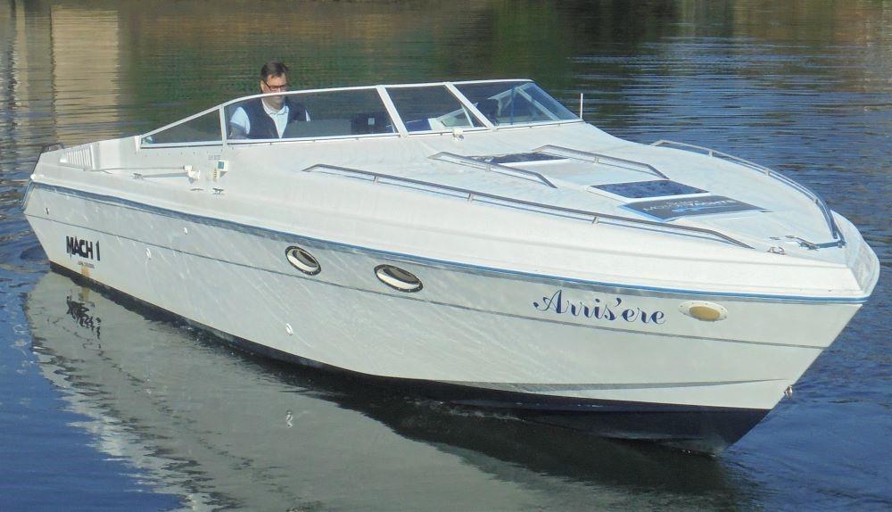 Baha Cruisers Mach 1