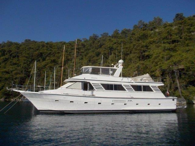 22M Trawler Motor Yacht