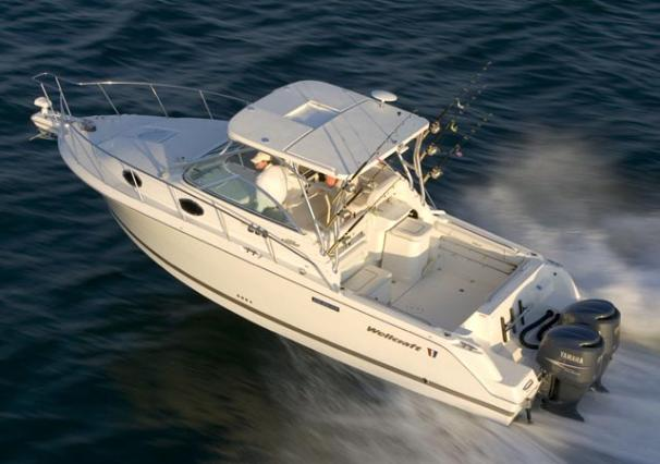 2010 Wellcraft 290 Coastal
