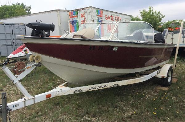 2001 STARCRAFT 18 for sale