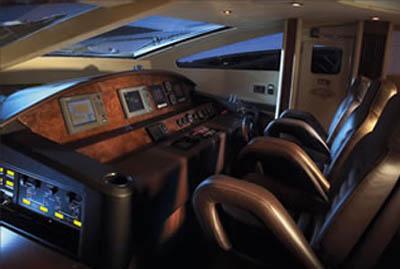 Manufacturer Provided Image: Helm Station