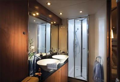 Manufacturer Provided Image: WC and Shower Room