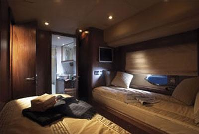 Manufacturer Provided Image: Starboard Guest Cabin
