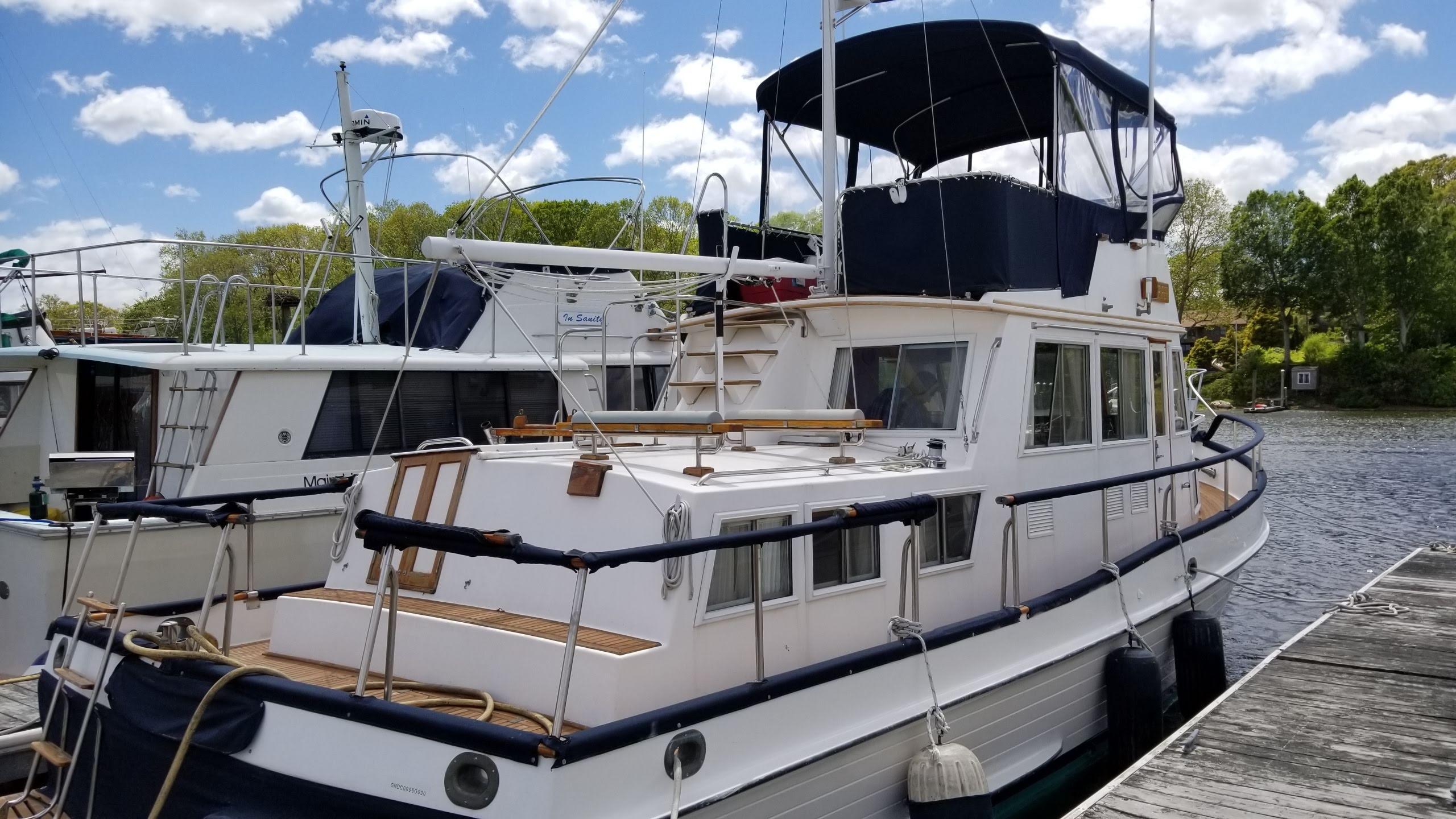 36 Grand Banks Sandpiper 1990 Wakefield | Denison Yacht Sales
