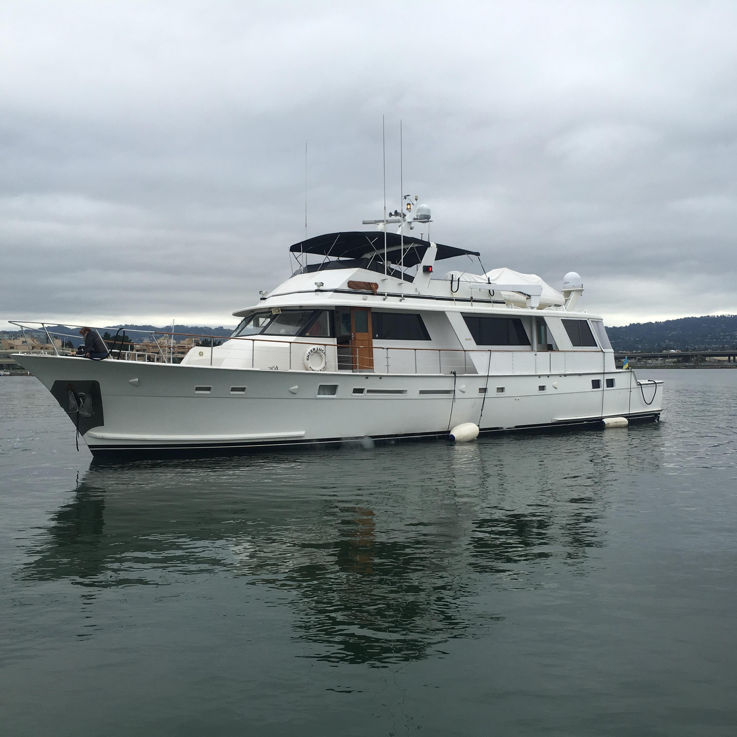 80 hatteras 1980 sheer luck for sale in alameda for 80 hatteras motor yacht