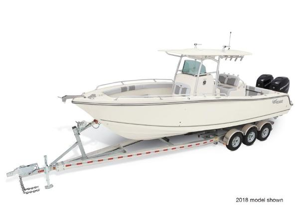 2021 Mako boat for sale, model of the boat is 284 CC & Image # 1 of 3