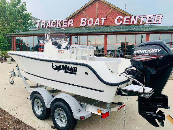 2019 Mako boat for sale, model of the boat is 184 CC & Image # 1 of 51