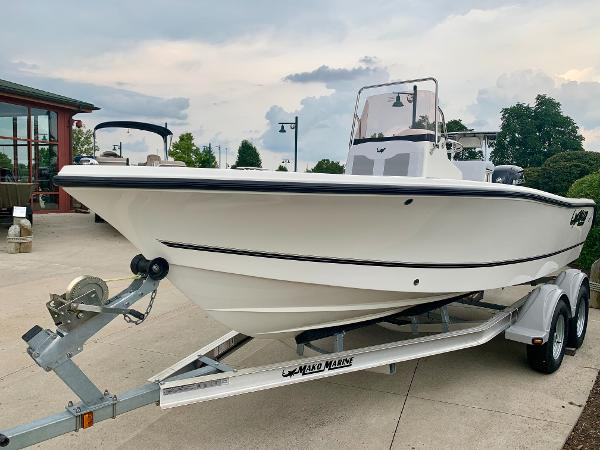 2019 Mako boat for sale, model of the boat is 184 CC & Image # 2 of 51