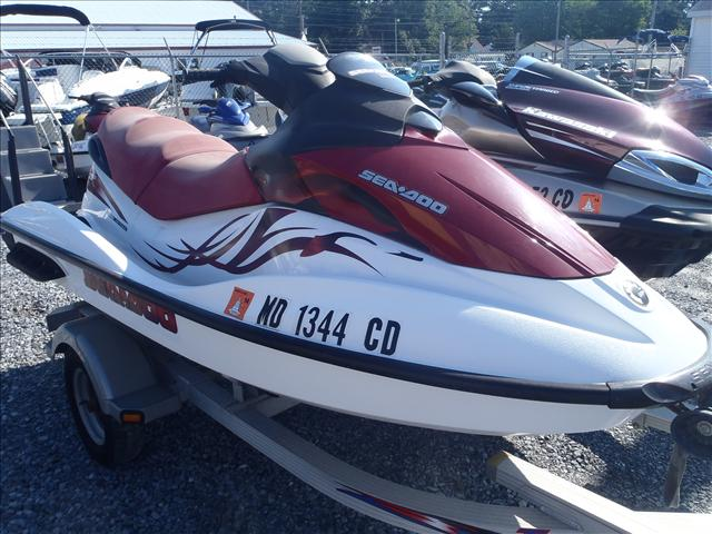 2008 SEA DOO PWC GTI for sale