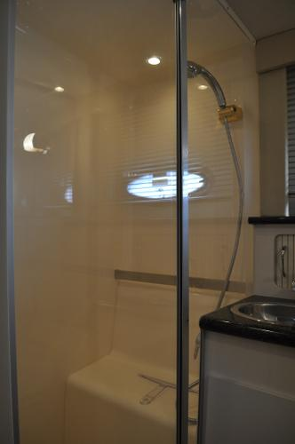 Master Stateroom Head (Stall-Shower)