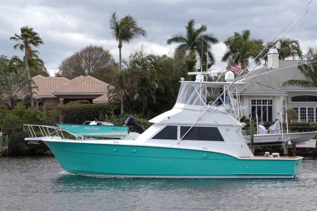 Hatteras 45 Convertible Sportfish