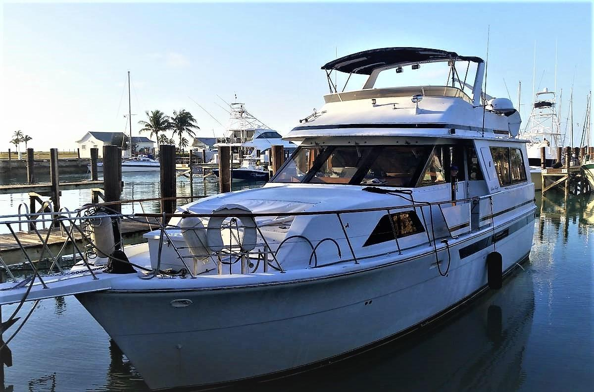 Used Chris-Craft Boats For Sale - Brightwater Yacht Brokers