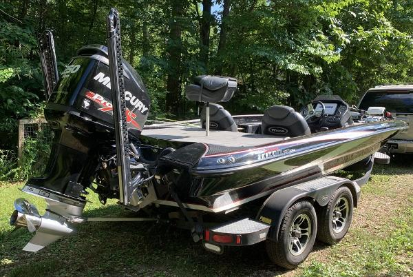2016 Triton boat for sale, model of the boat is 20 TRX Elite & Image # 3 of 4
