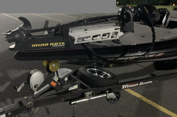2016 Triton boat for sale, model of the boat is 20 TRX Elite & Image # 4 of 4