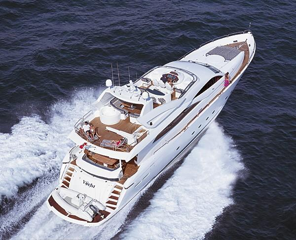 94 ft Sunseeker 94 Yacht