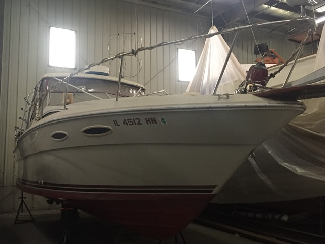 1988 Sea Ray 300WE