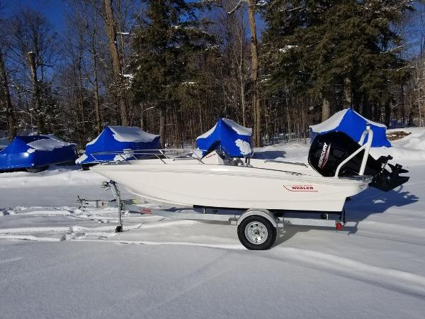 2020 Boston Whaler boat for sale, model of the boat is 160 Super Sport & Image # 3 of 45