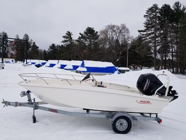 2020 Boston Whaler boat for sale, model of the boat is 160 Super Sport & Image # 13 of 45